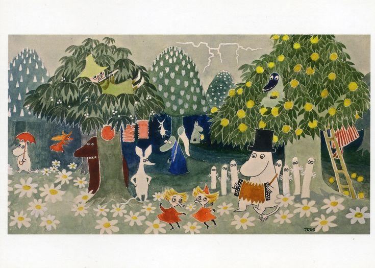 Más tamaños | Taikurin hattu - Finn Family Moomintroll | Flickr: ¡Intercambio de fotos!