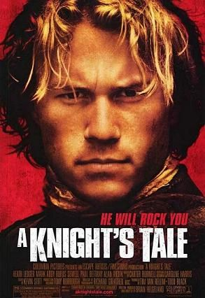 Here's a review for something to watch on a Sunday night at home.   http://www.medievalists.net/2014/05/19/movie-review-knights-tale/  #SundayNightMovie #Medieval #Movies