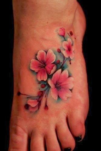 small watercolour tattoo - Google Search