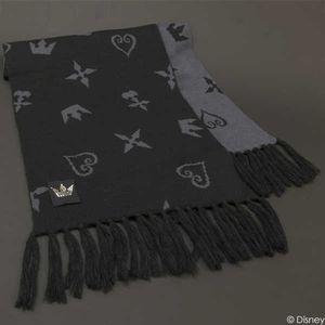 Kingdom Hearts Scarf: AWESOME