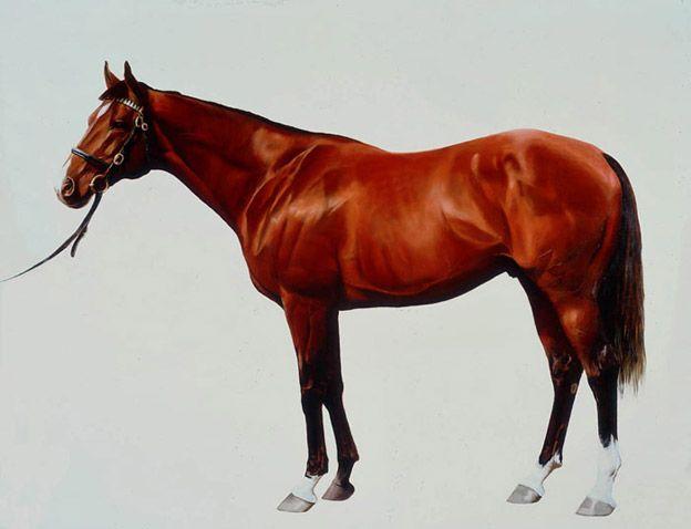 Mark Wallinger Race Class Sex 1992 Oil on canvas, four works each 230 x 300cm