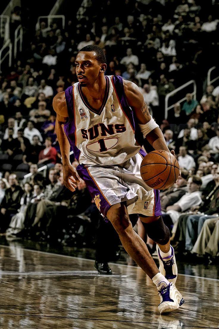 Anfernee Hardaway, Phoenix Suns.