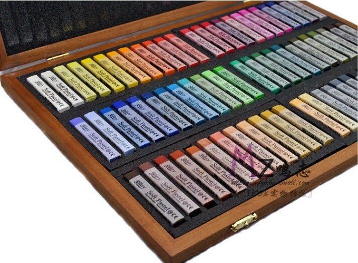 Lz поставщиков школы мягкие масляная пастель 24 48 36 72 цветов указан студенческие профессиональный карандашный рисунок ручки прямоугольник мелки купить на AliExpress