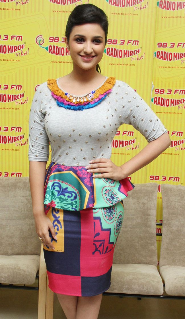 Parineeti Chopra #Bollywood #Fashion #Style