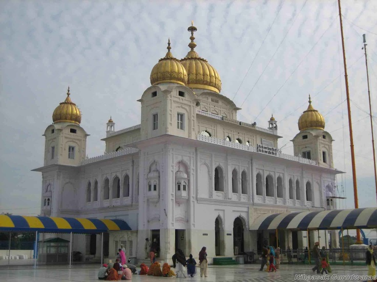 Gurdwara Sri Fatehgarh Sahib. I practically grew up around this place. Feel really connected to this place. jdv