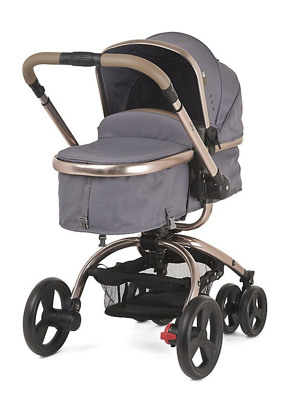 Mothercare Orb Pram and Pushchair - Charcoal Twill [D0866] - £136.00 :