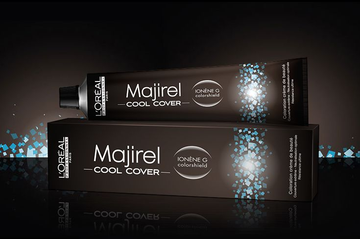 Identity Design to enlarge the range of MAJIREL Hair color
