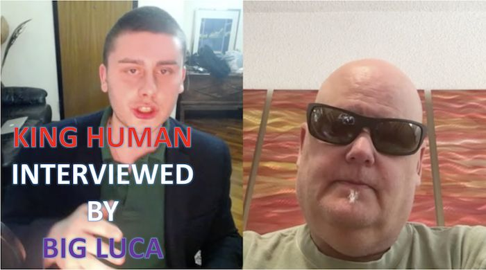 King Human (Affiliate Marketing Legend) Interviewed By Big Luca. HOT MATERIAL.