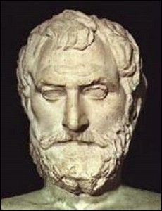 Thales of Miletus was a pre-Socratic Greek philosopher from Miletus in Asia Minor, and one of the Seven Sages of Greece. Many, most notably Aristotle, regard him as the first philosopher in the Greek tradition.