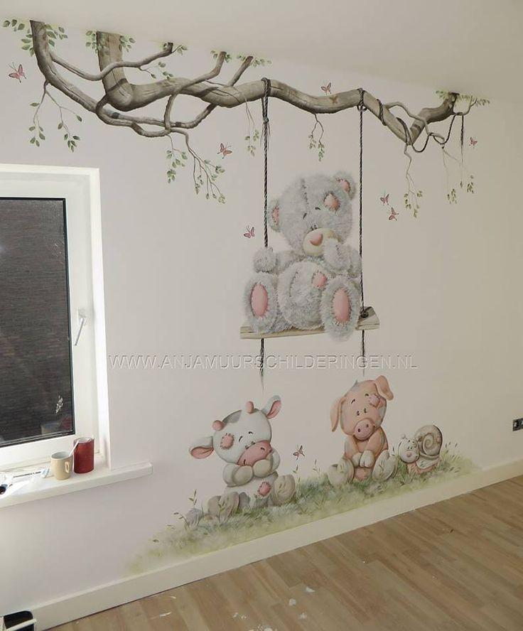 Oltre 25 fantastiche idee su decorazione per cameretta dei for Decorazione stanza bambini