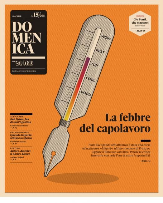 Domenica Cover -  Masterpiece's fever... Cool? Wow!