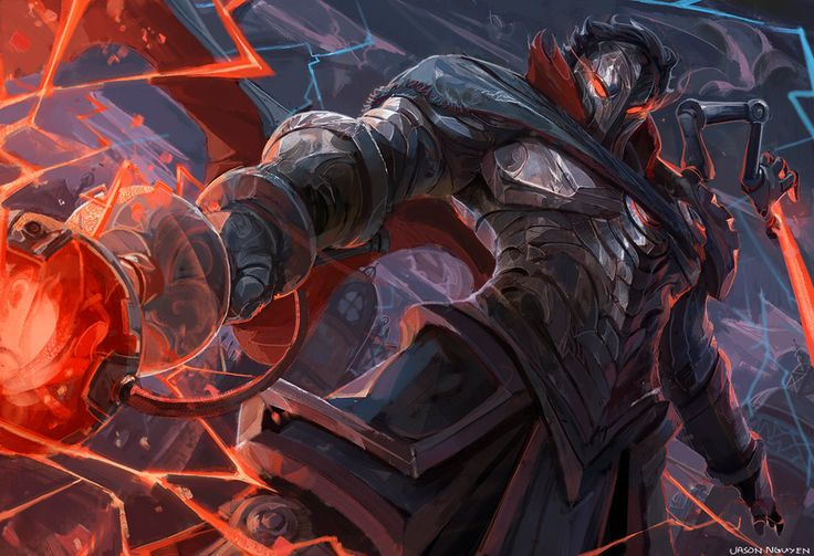 Viktor from league of legends! My favourite champion to play at the moment. Hope you like it Edit: Whoa! Thanks for the kind words everyone, super honored to have received a DD for this piece <3...