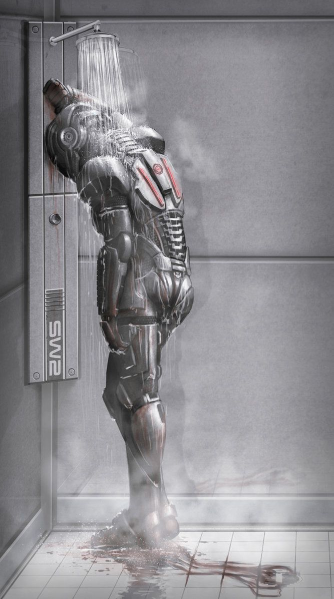 The Longest Day by Sin-Vraal.deviantart.com on @deviantART #masseffect