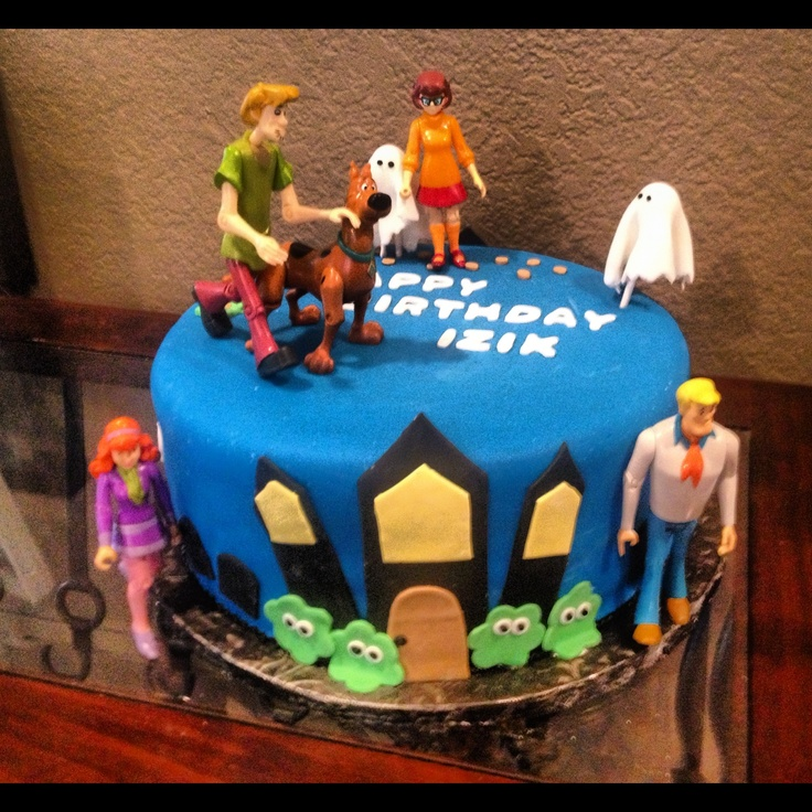 338 best images about scooby doo birthday party ideas on for Scooby doo cake template
