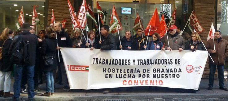 GRANADA.Según los datos publicados por el Servicio Público de Empleo Estatal (SEPE) el paro ha bajado en Granada en 2.419 personas en el último mes.