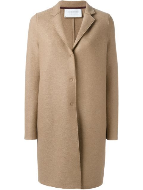 HARRIS WHARF LONDON cocoon coat. #harriswharflondon #cloth #长袖大衣