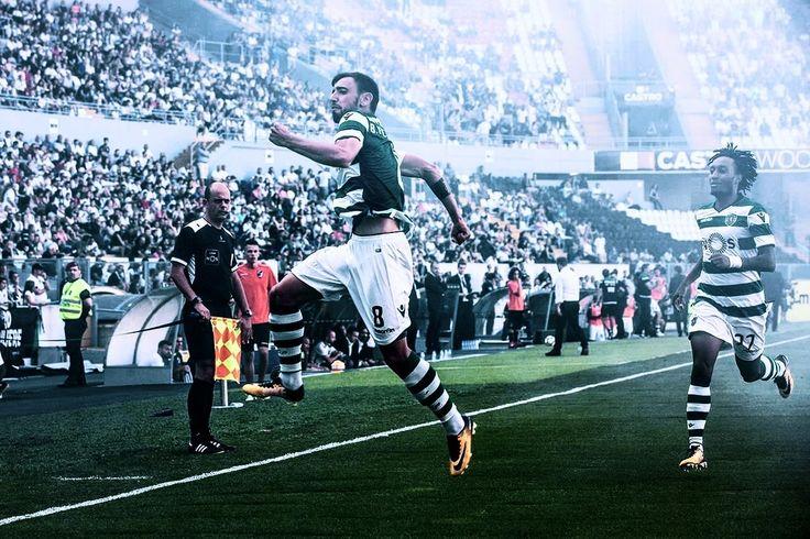 Bruno Fernandes & Gelson Martins | Sporting Clube de Portugal