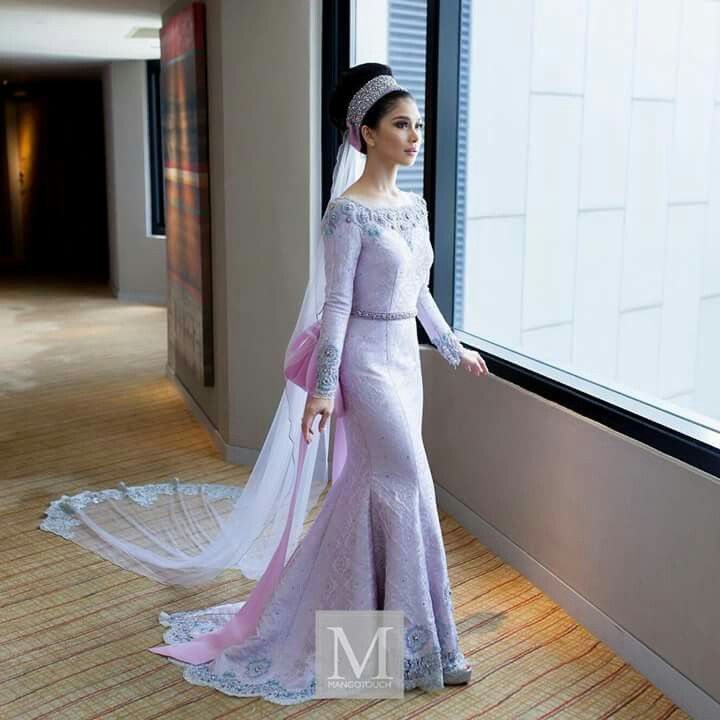 Anzalna wedding dress