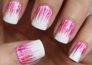 Striped design #missjenfabulous