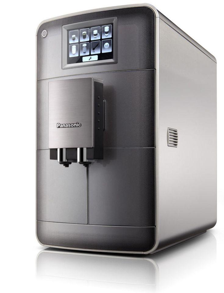 NC-ZA1 | Vollautomatische Espressomaschine | Beitragsdetails | iF ONLINE EXHIBITION