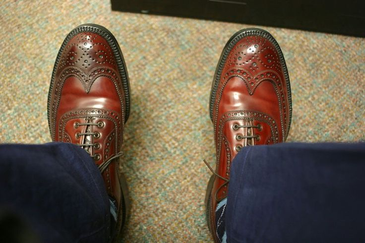Brogues: Sweet Mothers
