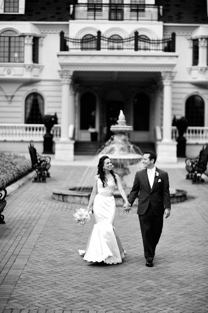 wedding destinations in new jersey%0A A NJ Wedding in the beautiful Ashford Estate ballroom of Allentown