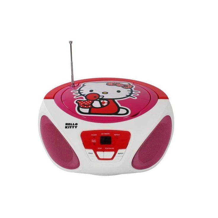 Como sobre alguns presentes de natal... How about some Christmas gifts...  TECH TRAINING Boombox Hello Kitty  PVP 50,99 €    CD Boombox Hello Kitty com sintonizador AM/FM, compatível com CD, CD-R/RW, com entrada auxiliar compatível com leitor MP3, smartphone e tablet.  CD Boombox Hello Kitty with AM / FM tuner, compatible with CD, CD-R / RW, with auxiliary input compatible with MP3 player...   http://algarveshoppingonline.com/  #hellokitty #boombox #karaoke #algarve #portugal