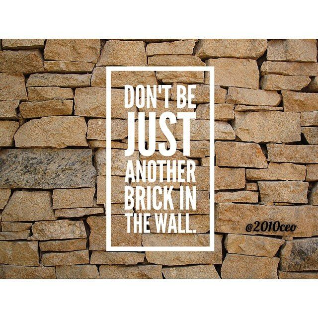 Stand out. #beyourself #motivation #motivationalquotes #monumentalmindset #justdoit #mood #success