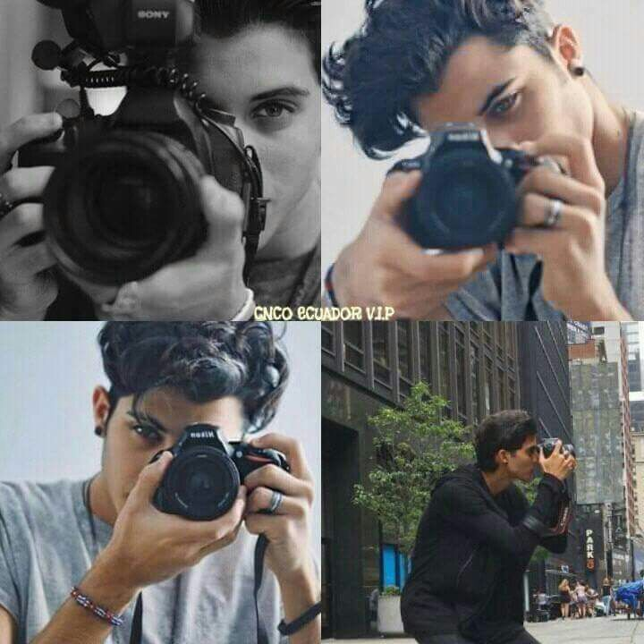 My camera boi I want him to take a Picture of me