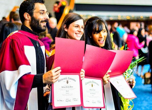Concordia university mature