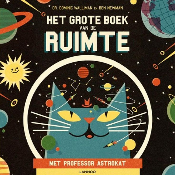 het grote boek van de ruimte uitgeverij lannoo | ilovespeelgoed.nl