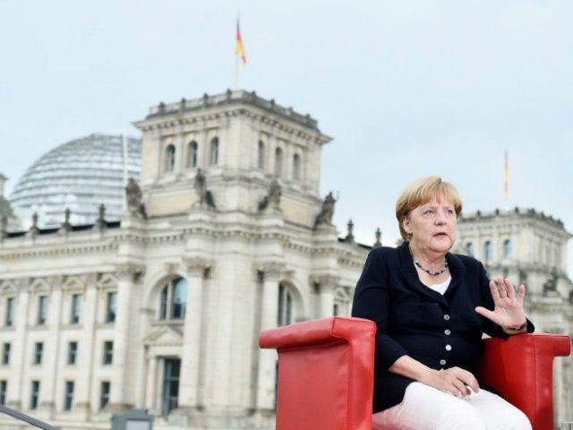 MERKEL: EU Nations must not refuse Muslim migrants - Breitbart