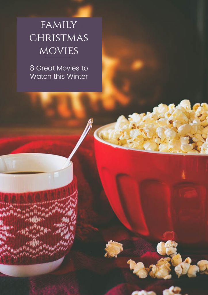 There are so many lovely Christmas movies out there and they're all perfect for getting into the holiday spirit with your family.