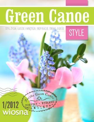 Green Canoe Style WIOSNA 2012/1