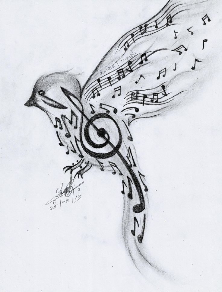 Music and Drawing