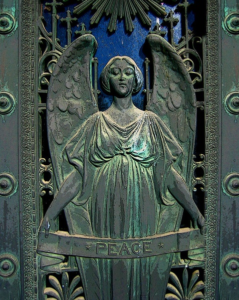"""Peace Angel"""