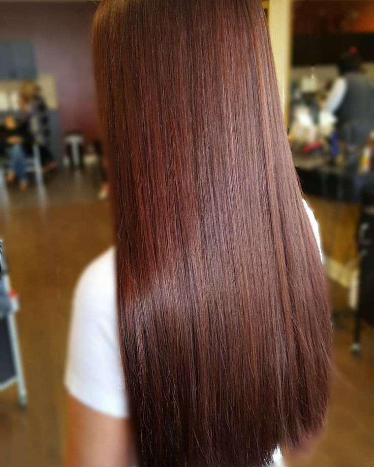 Sleek Copper Brown