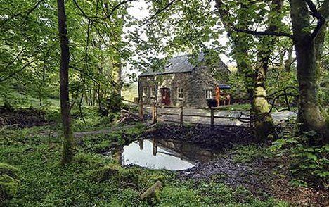 Cwm Bach cottage, Dinas Cross, Wales
