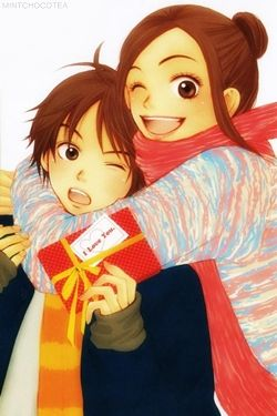 Atsushi Otani & Risa Koizumi - Lovely Complex,Anime
