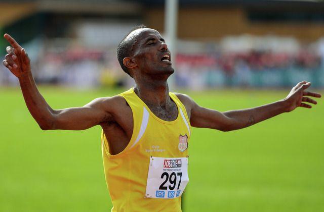 Gebretsadik vant spurtoppgjør i en meget hendelsesrik 10 000m - KONDIS - norsk organisasjon for kondisjonsidrett