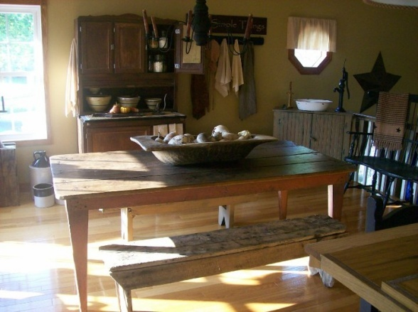 Primitive Dining Room, Dining Rooms Design