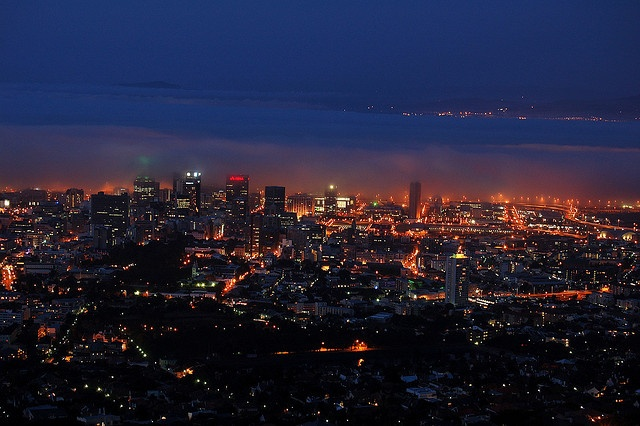 Cape Town, South Africa      - Awesome South Africa. Think about Immigration to South Africa