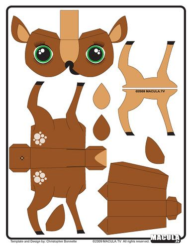 Best Paper Craft Images On   Birthday Party Ideas