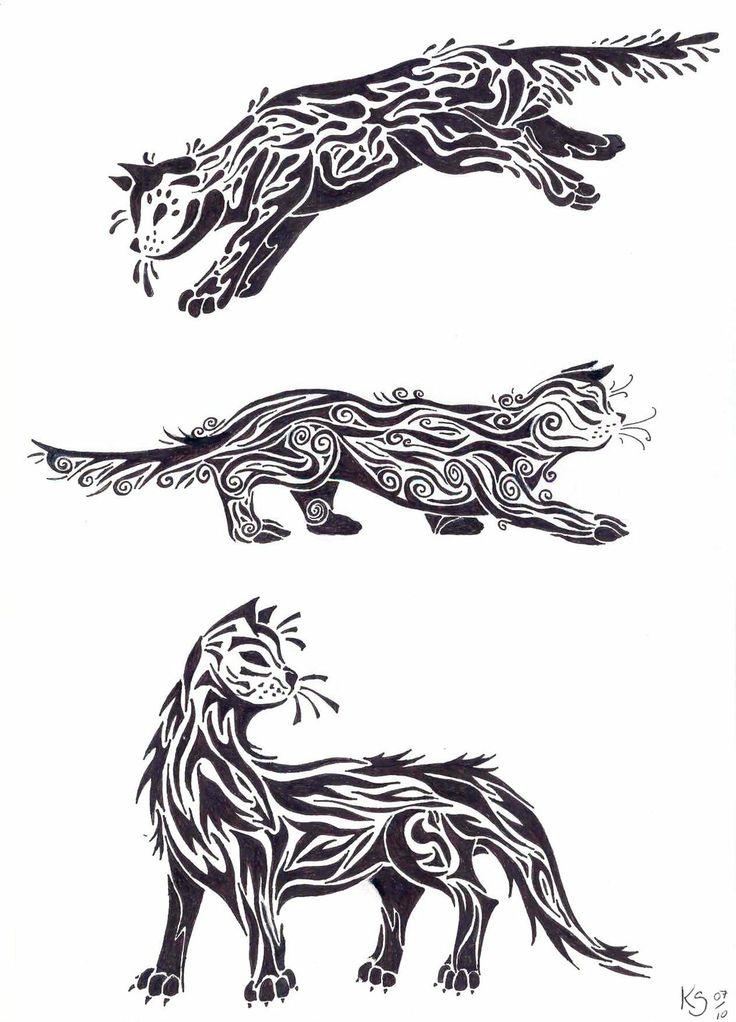 Element warrior cats P.1 by NoreyDragon.deviantart.com on @deviantART