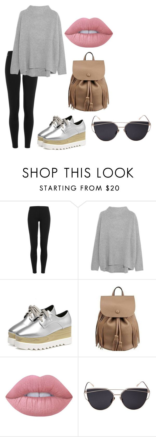 30 by espe-rebollo on Polyvore featuring moda, Vince, Polo Ralph Lauren and Lime Crime