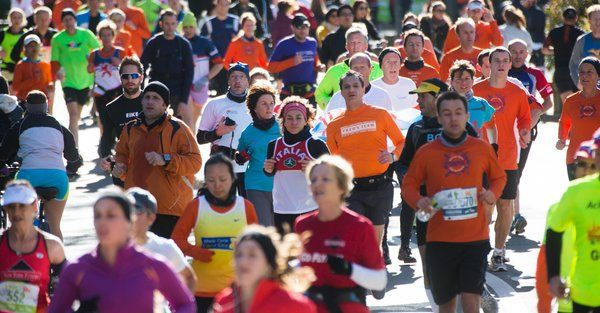 Hitting the Wall - For Marathon Charities, Numbers Are Slowing - NYTimes.com