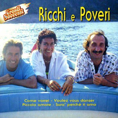 Sarà Perché Ti Amo par Ricchi E Poveri identifié à l'aide de Shazam, écoutez: http://www.shazam.com/discover/track/67237973