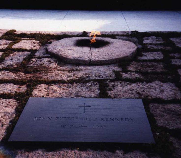 Grave Marker- John F. Kennedy