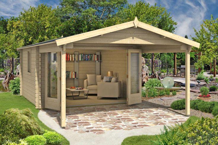 Garten haus  Bildergebnis für gartenhaus | Garten | Pinterest | Searching