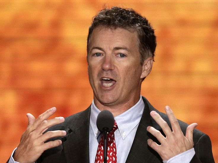 Rand Paul | Rand Paul gives up the BLING - The Black Sphere :: The Black Sphere